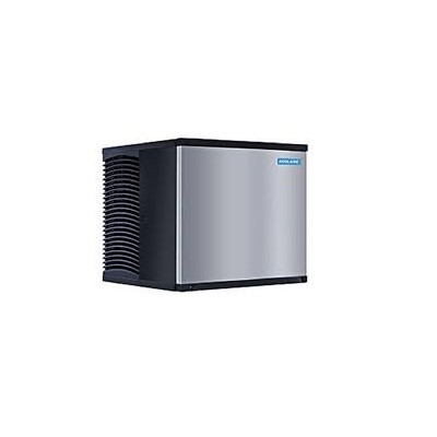 "22""AIR COOLED HALF KUBE ICE MACHINE"