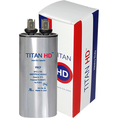 80MFD 440/370V TITAN HD RD RUN CAPACITOR